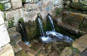Inca Fountain - Isla del Sol