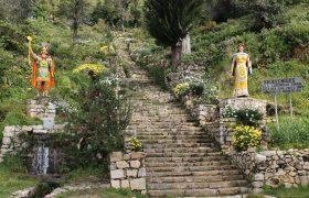Inca Stairs - Isla del Sol