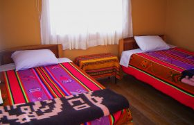 Lodge at Amantani Island - Peru