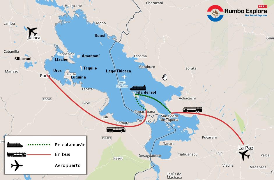mapa cruises es