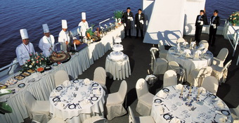 Catamaran Cruise Ship special events